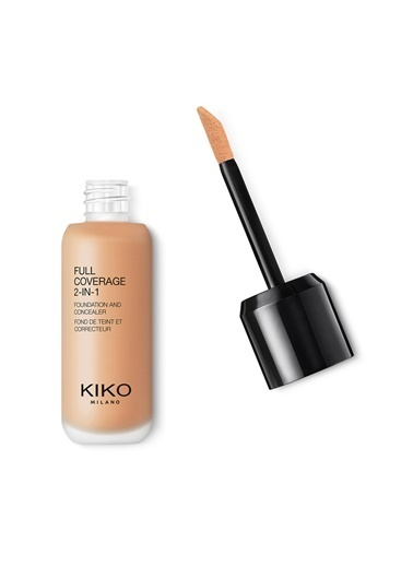 KIKO Milano Full Coverage 2-in-1 Foundation & Concealer 09 - WB 60 Bej